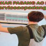 Jasa Bongkar Pasang AC Di Padang