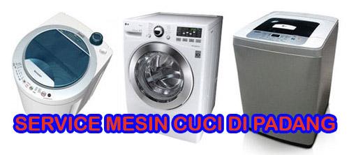 Service Mesin Cuci Di Padang - Mesin Cuci Manual & Otomatis