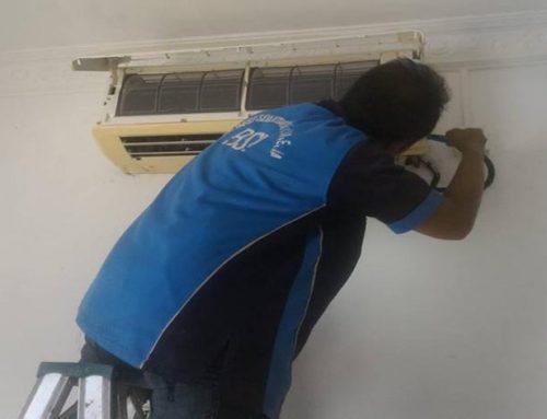Service AC Di Kota Padang